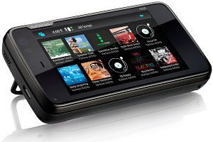 Nokia N900 Media Player