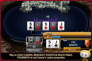 Screenshot WSOP Hold'em Legend