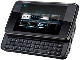 Nokia N900 aperto