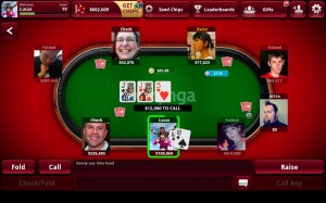 Screenshot Zynga Poker